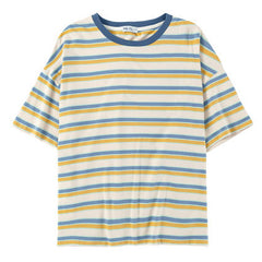stripe tshirt aesthetic clothes boogzel apparel
