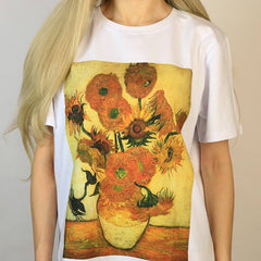 van gogh  shirt boogzel apparel