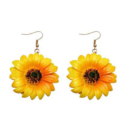 Sunflowers Earrings