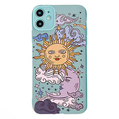Sun & Moon IPhone Case