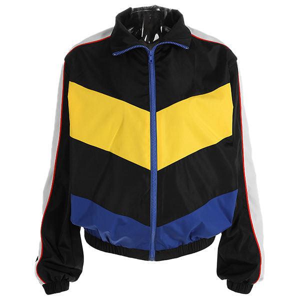 90s Vibes Track Jacket