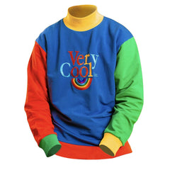 Very Cool Sweatshirt color block boogzel apparel