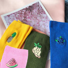 tumble aesthetic Watermelon Socks