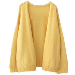 yellow cardigan boogzel apparel buy
