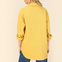 Sunshine Yellow Shirt