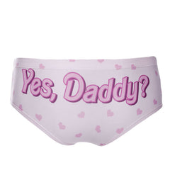yes daddy panties boogzel apparel