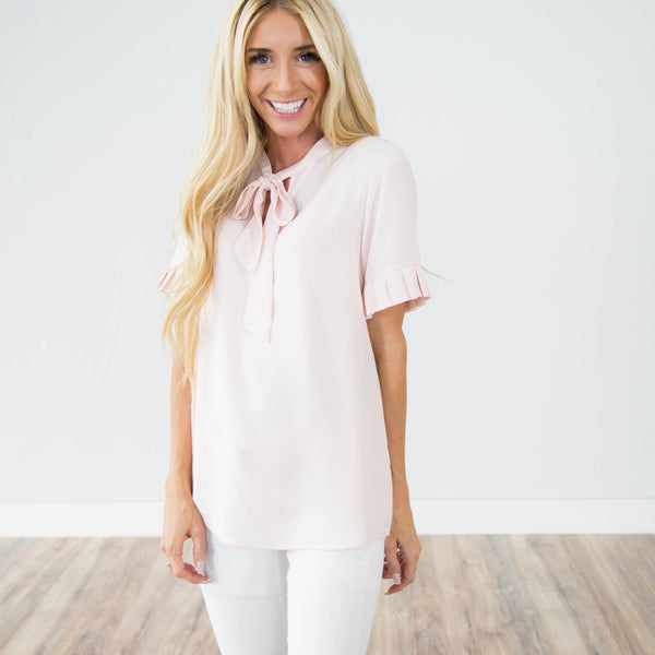 La Luna Blush Top