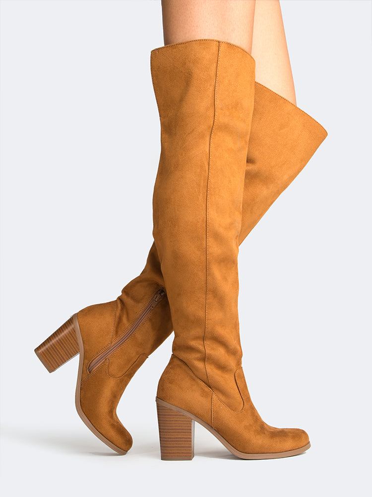 High Heel Boot