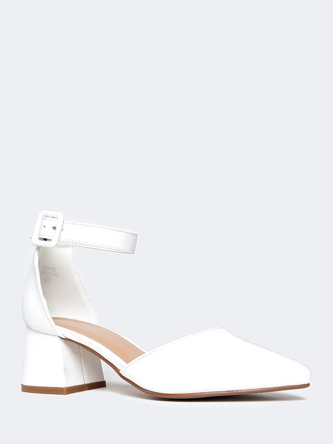 Low Heel Sandal