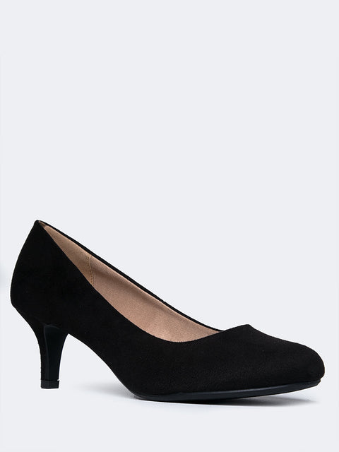 Low Pump Heel