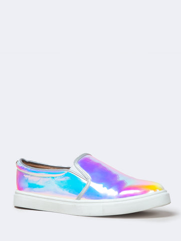 Hologram Slip On Sneaker