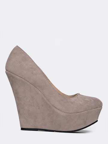 Platform Wedge Pump