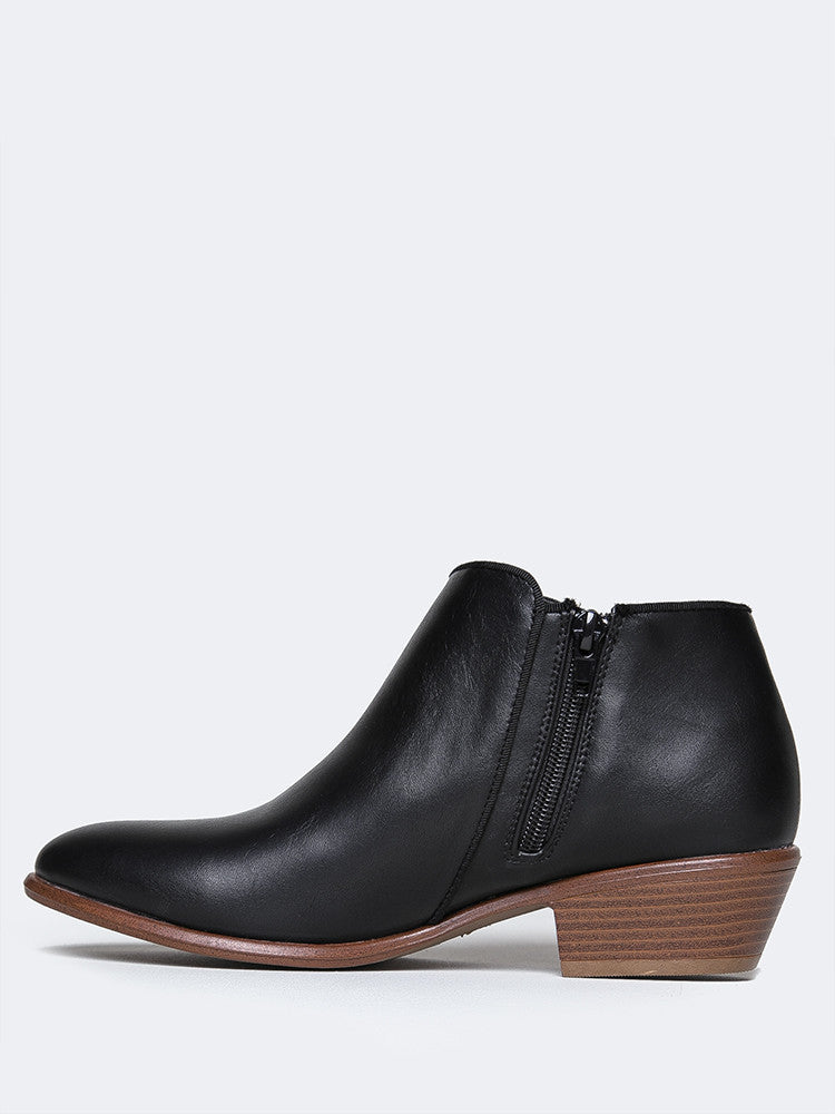 Low Ankle Bootie