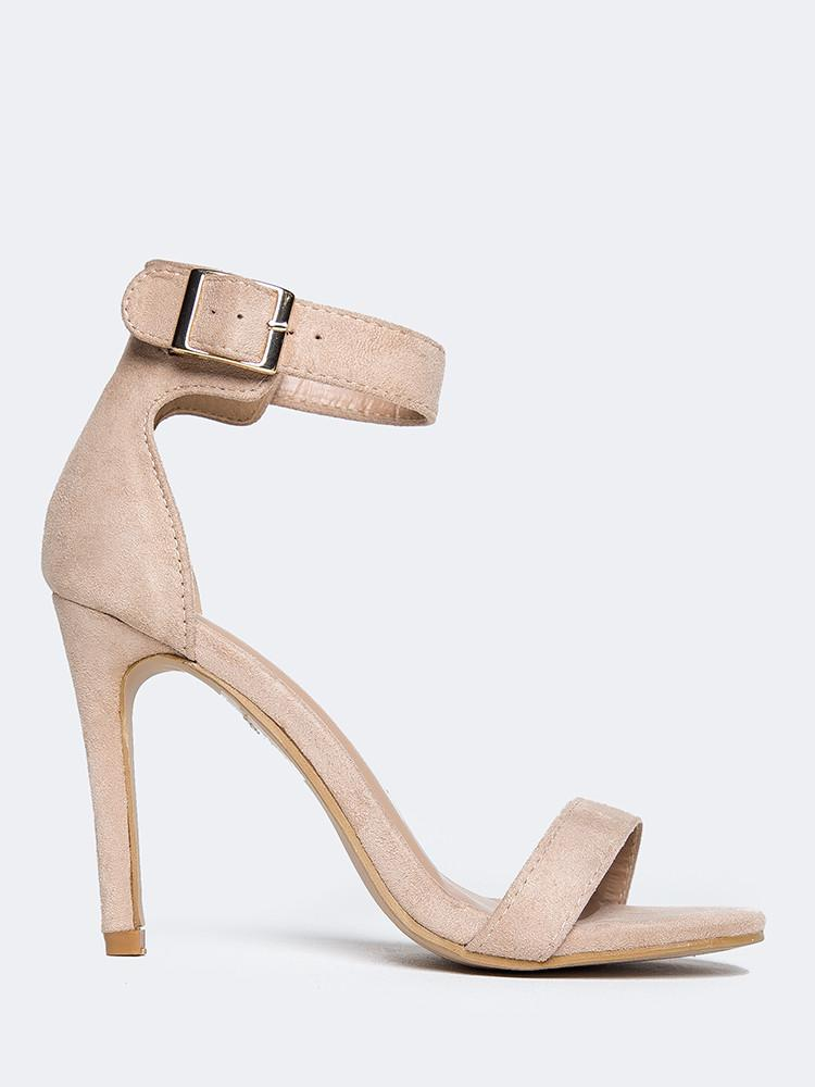 Ankle Strap High Heel
