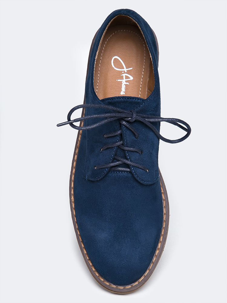Lace Up Oxford