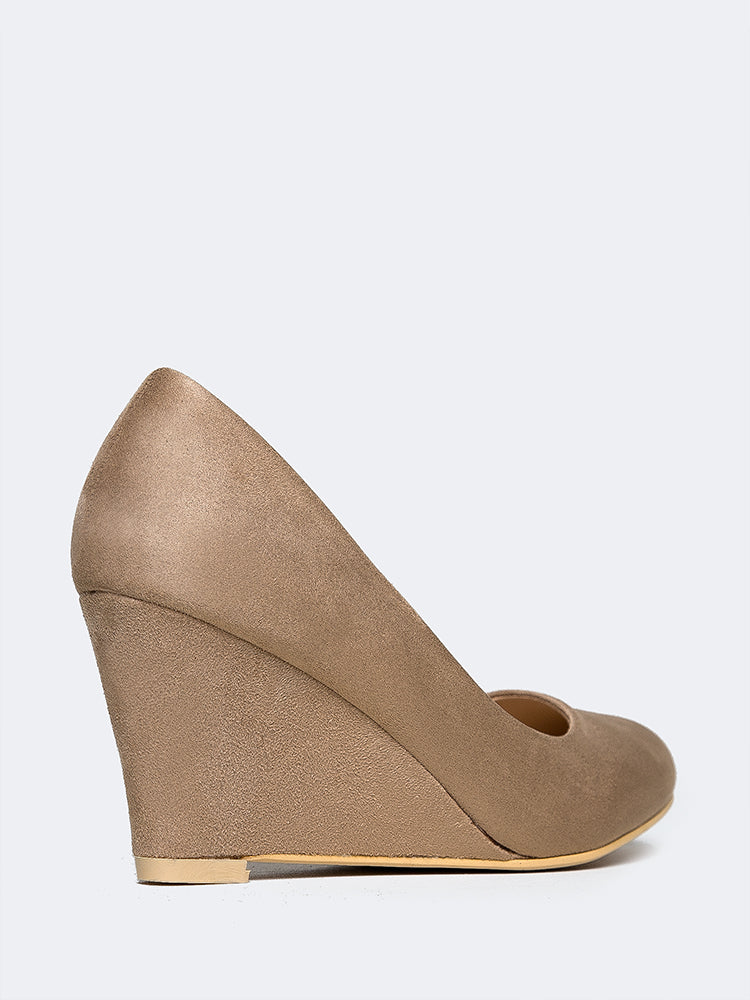 Closed Toe Wedge