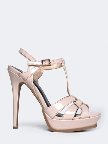 Open Toe High Heel
