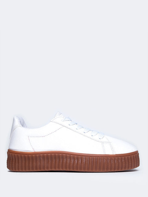 Platform Creeper Sneakers