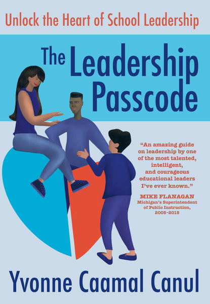 The Leadership Passcode - Yvonne Caamal Canul