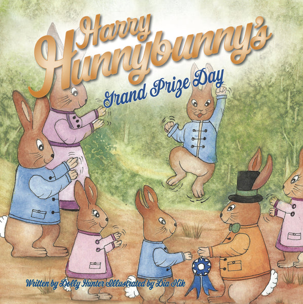 Harry Hunnybunny's Grand Prize Day — Dolly Hunter