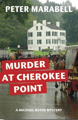 Murder at Cherokee Point - Peter Marabell