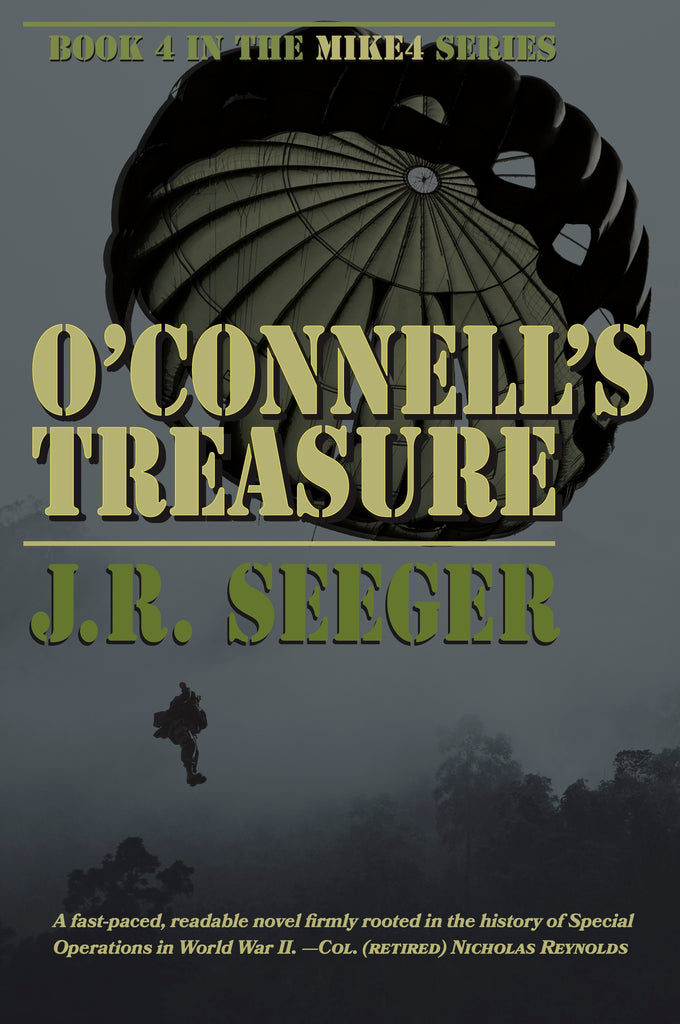 O'Connell's Treasure — JR Seeger