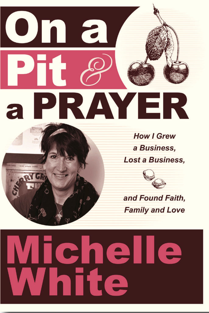On a Pit and a Prayer — Michelle White