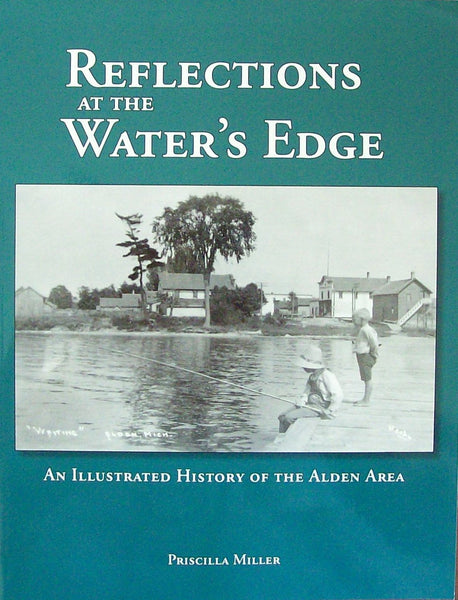 Reflections on the Water's Edge - Priscilla Miller