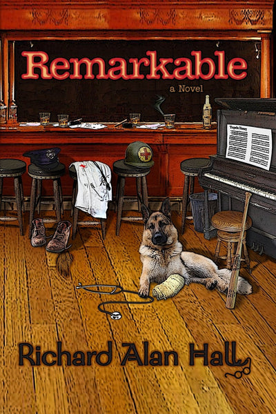 Remarkable - Richard Alan Hall