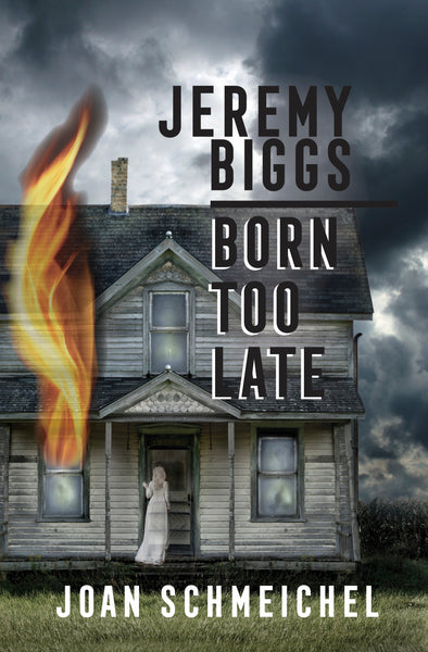 Jeremy Biggs: Born Too Late - Joan Schmeichel