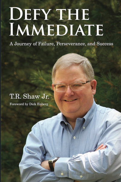 Defy The Immediate — T.R. Shaw