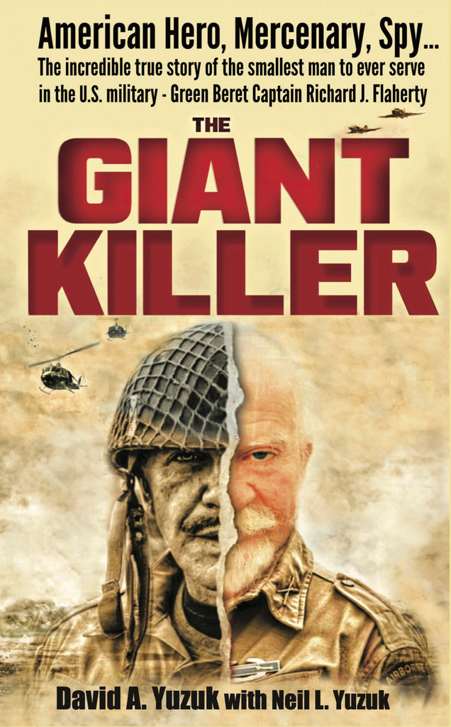 The Giant Killer — David Yuzuk