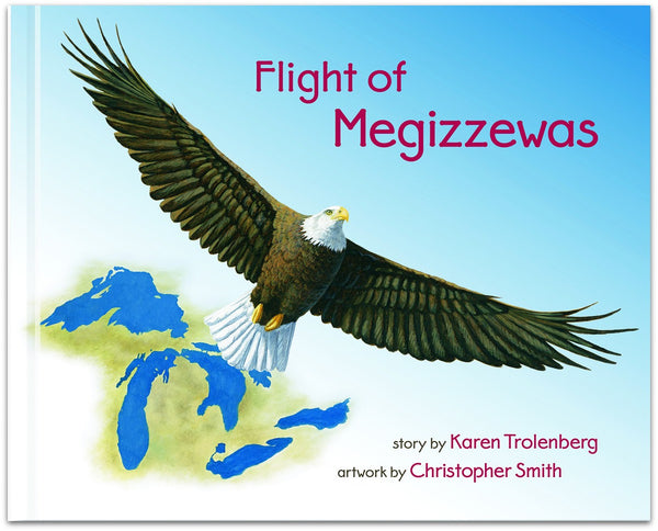 Flight of Megizzewas - Karen Trolenberg