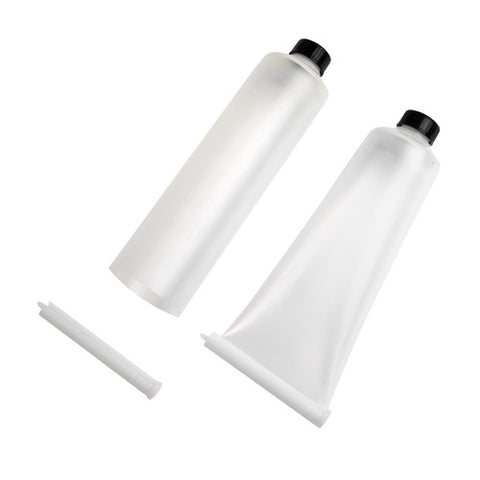 AnGEL plastic squeeze tube for bulk white petrolatum lubricant