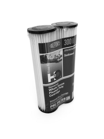 2 pk sediment filter cartridges