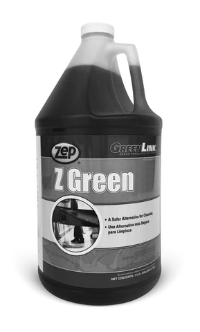 Z-Green ready-to-use degreaser (gallon) for viewing tube area