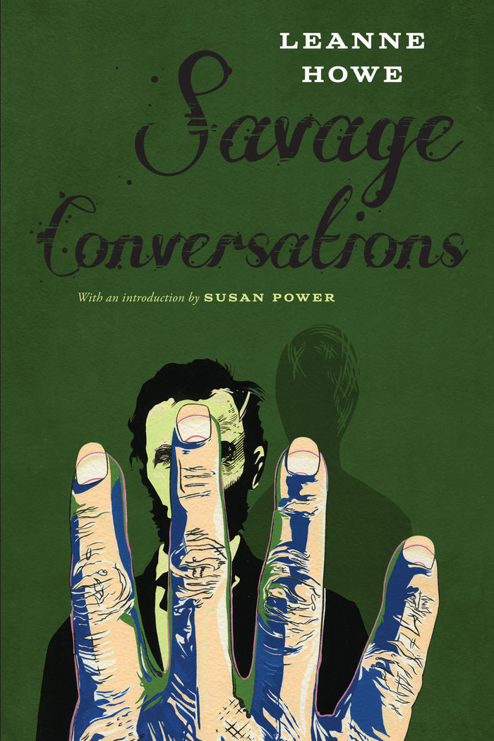 Cover of Savage Conversations by LeAnne Howe