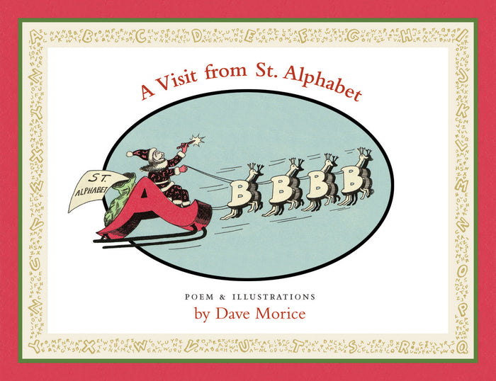 A Visit from St. Alphabet