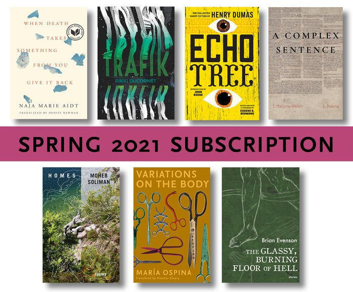 Spring 2021 Subscription