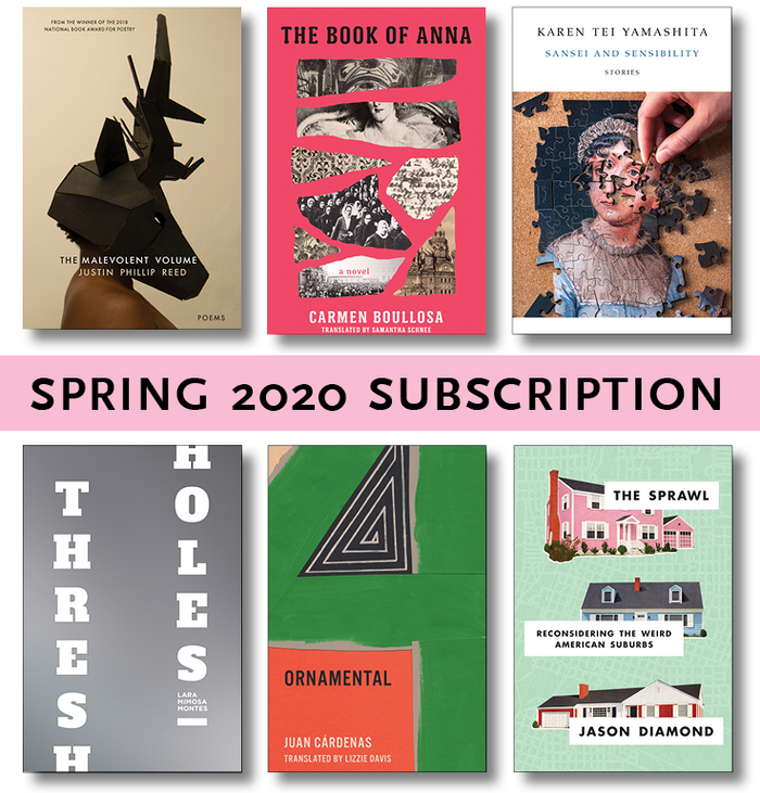 Spring 2020 Subscription