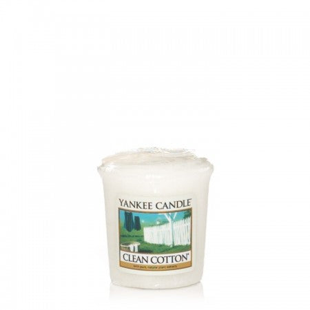 Clean Cotton Votive - Candle Co Winchester