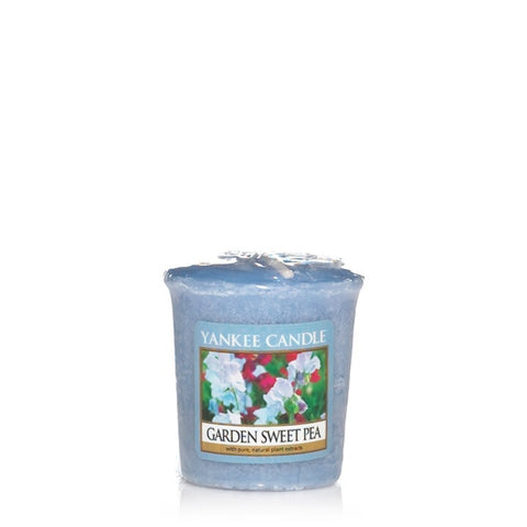 Garden Sweet Pea Votive - Candle Co Winchester