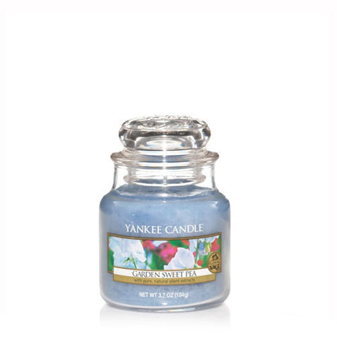 Garden Sweet Pea Small Jar - Candle Co Winchester