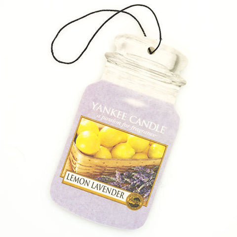 Car Jar Lemon Lavender - Candle Co Winchester