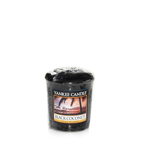 Black Coconut Votive - Candle Co Winchester