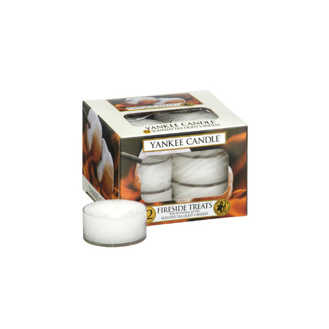 Fireside Treats Tealights - Candle Co Winchester