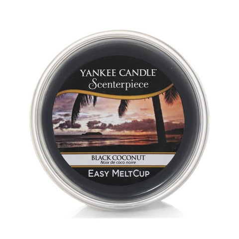 Black Coconut Easy Melt Cup - Candle Co Winchester