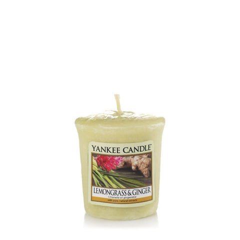 Lemongrass and Ginger Votive - Candle Co Winchester