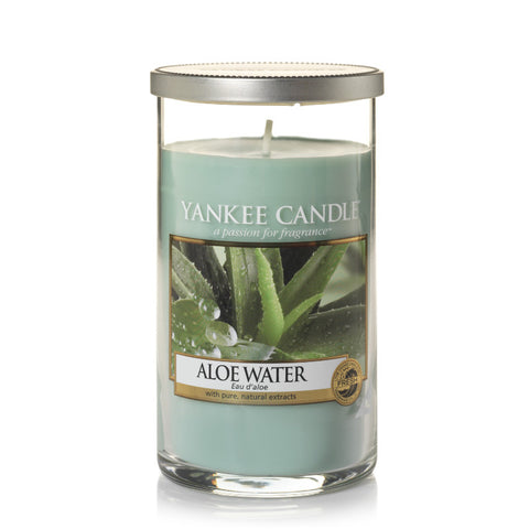 Aloe Water Medium Pillar - Candle Co Winchester