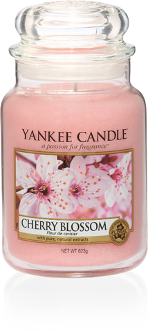Cherry Blossom Large Jar - Candle Co Winchester